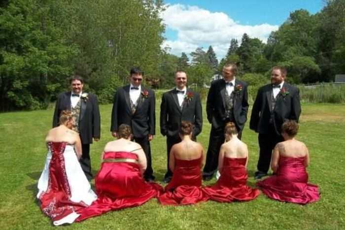 Women Outshine Bride 3