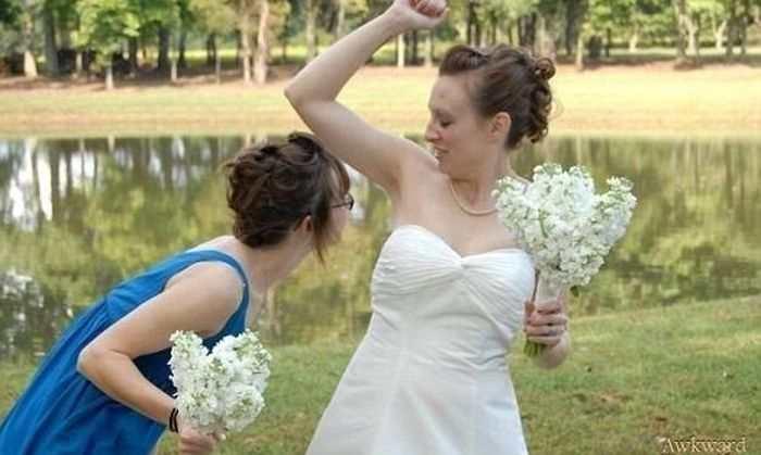 Women Outshine Bride 5