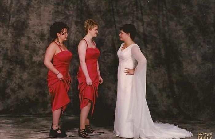 Women Outshine Bride 7
