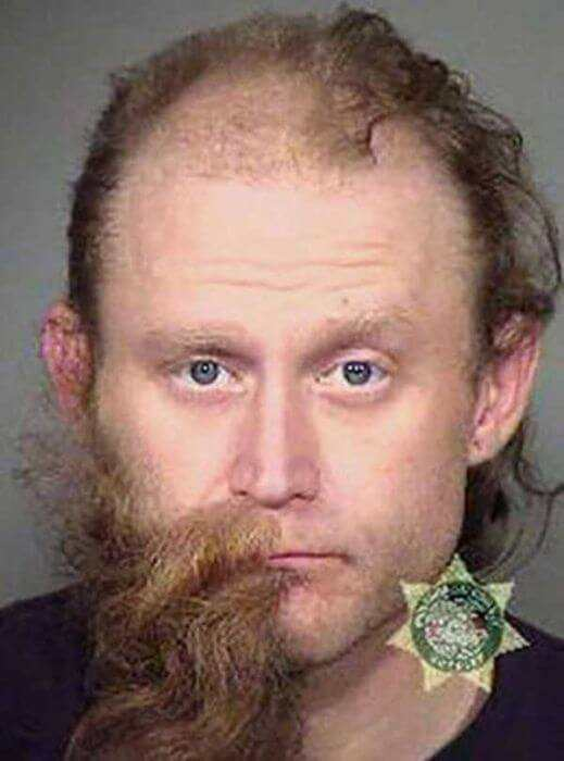 Horrendous Mugshot Hairdos 4