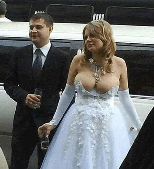 strange wedding dresses 4