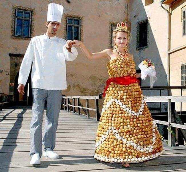 strange wedding dresses 7