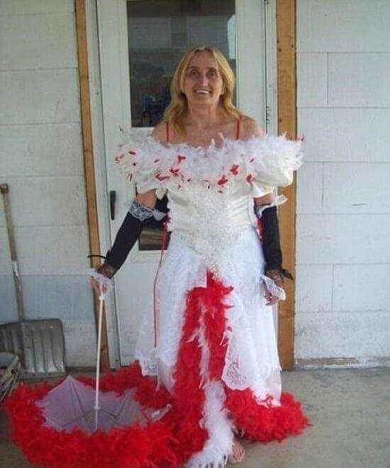 strange wedding dresses 8