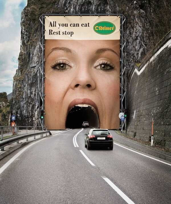 Creative Billboard Advertisements 3