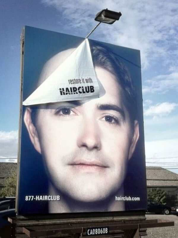 Creative Billboard Advertisements 5