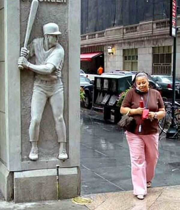 Creative With Statues 3