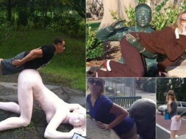 Creative With Statues