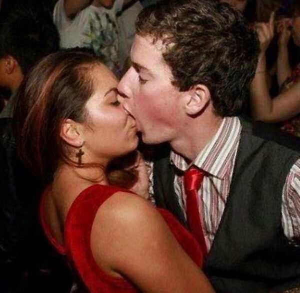 Worst Kissing Moments 3
