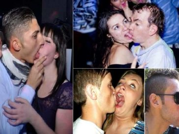 Worst Kissing Moments