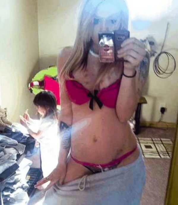 Worst Mom Selfies 10