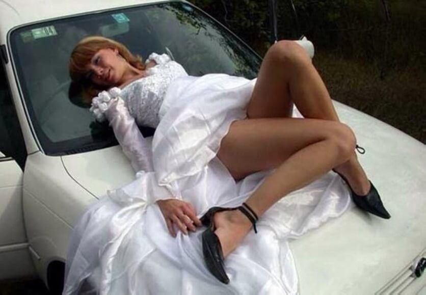 Awkward Wedding Photos 1
