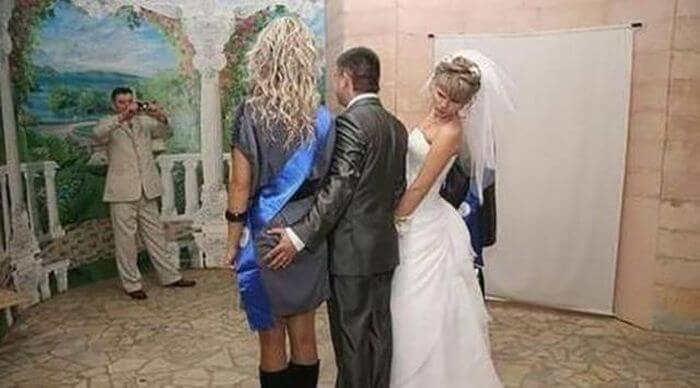 Awkward Wedding Photos 10