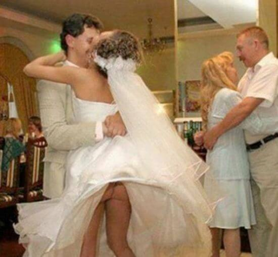 Awkward Wedding Photos 5
