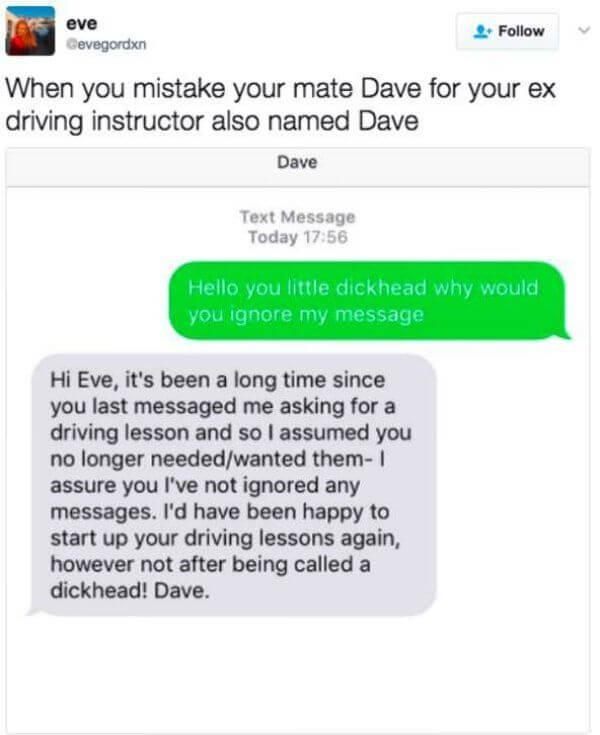 Texting Fails 2