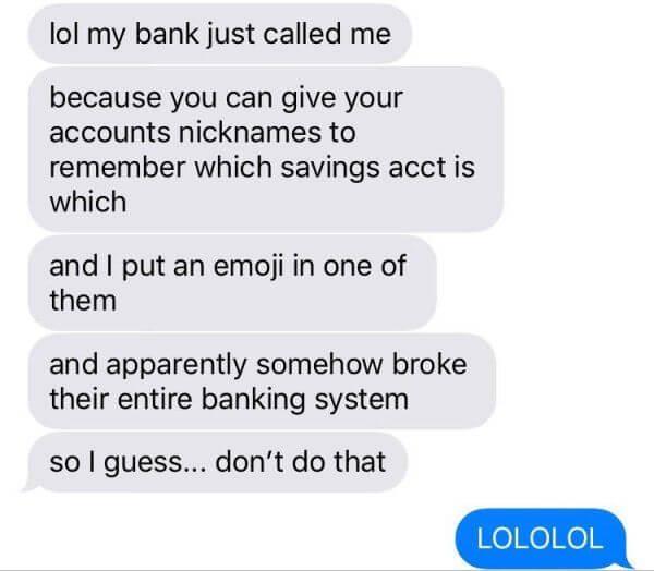 Texting Fails 5
