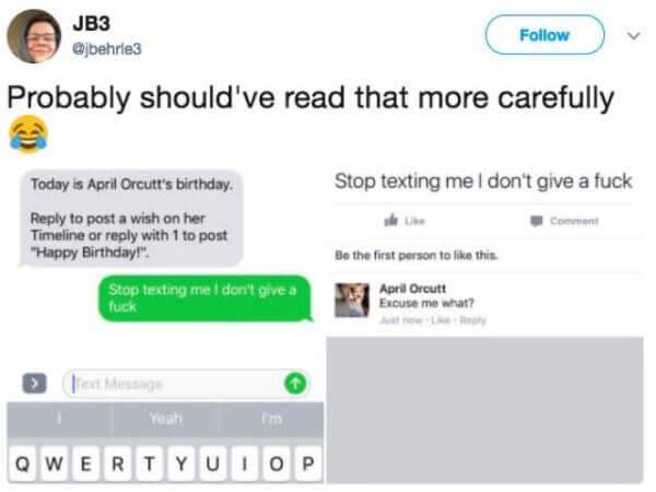 Texting Fails 9